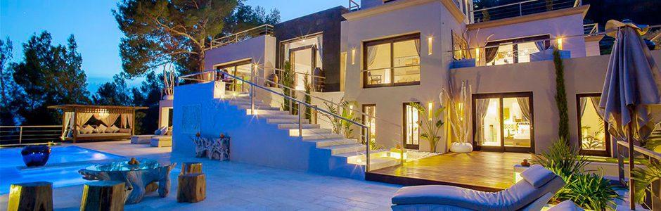 alquiler casas de lujo en ibiza