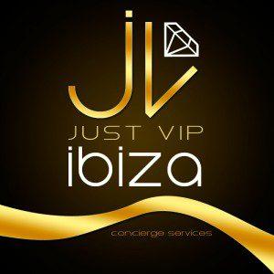 logotipo justvip ibiza concierge service