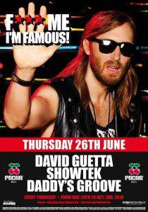 David Guetta, Pacha Ibiza