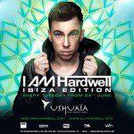Hardwell at Ushuaia Ibiza