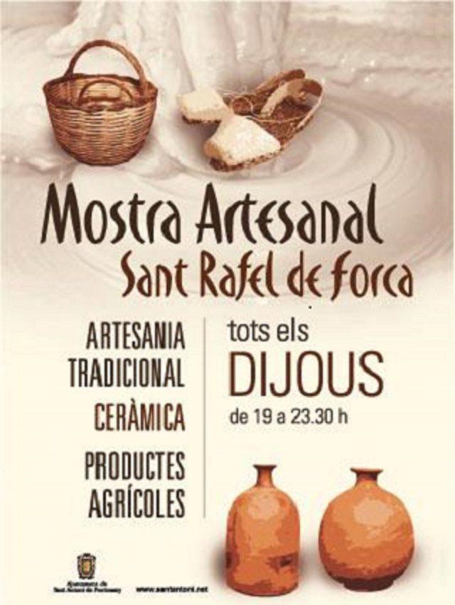 Muestra artesanal San Rafael, Ibiza