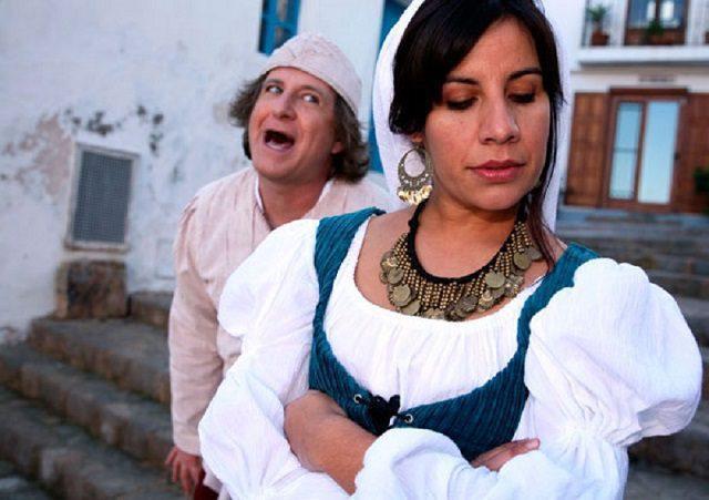 Dalt Vila Ibiza visits