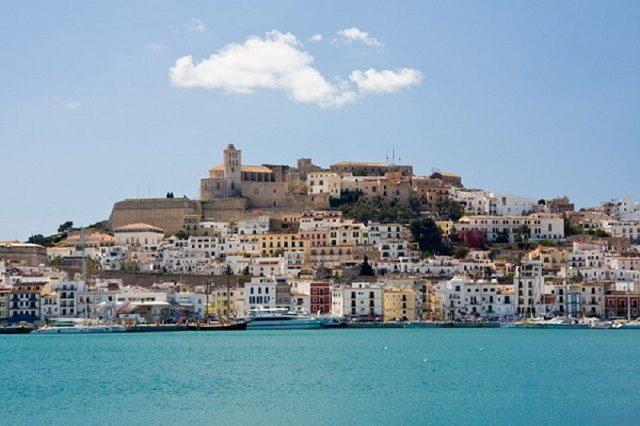 Procesión Virgen del Carmen en Ibiza