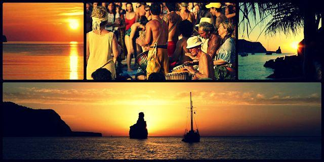 Fiesta de los tambores en Benirrás, Ibiza