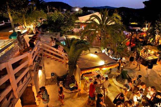 Hippy Market Las Dalias